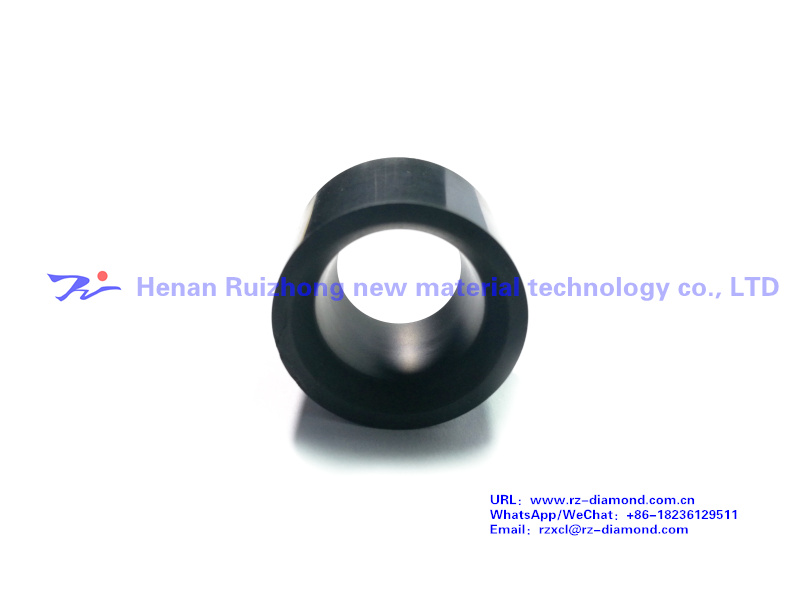 Diamond polycrystalline hole grinding and polishing processing